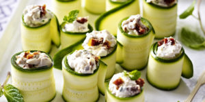 courgette-goats-cheese-canapes