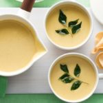 Indian spiced cauliflower soup